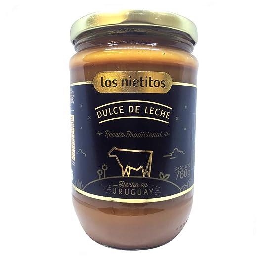Amazon.com : Los Nietitos Dulce de Leche - Caramel Spread, 27.5 OZ : Grocery & Gourmet Food