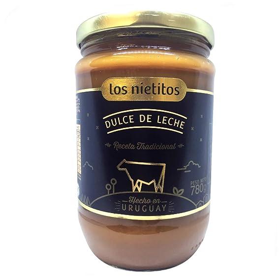 Dulce de Leche Los Nietitos Uruguayo 780g
