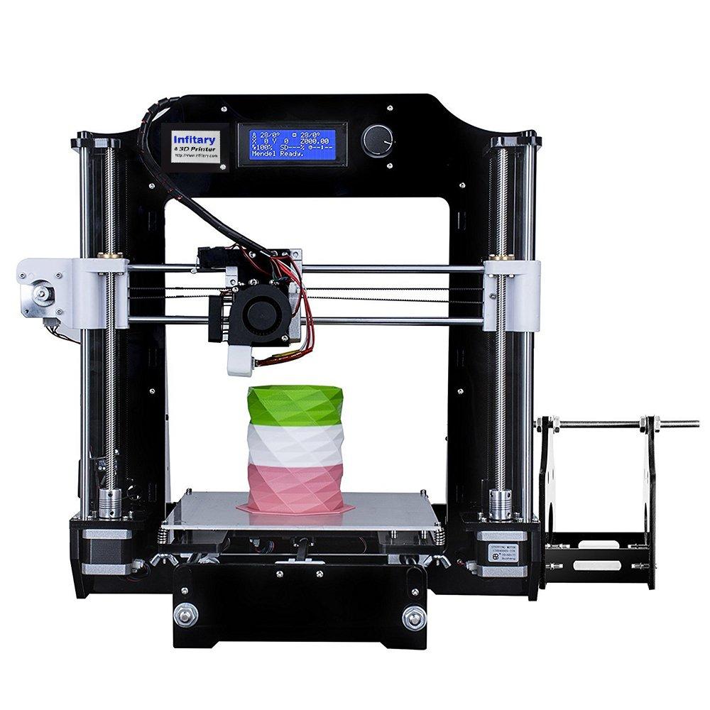 INFITARY Reprap Prusa i3 DIY Kit de impresora 3D, Prototipos ...