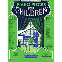 Everybody's Favorite Series No.3: Piano Pieces For Children
