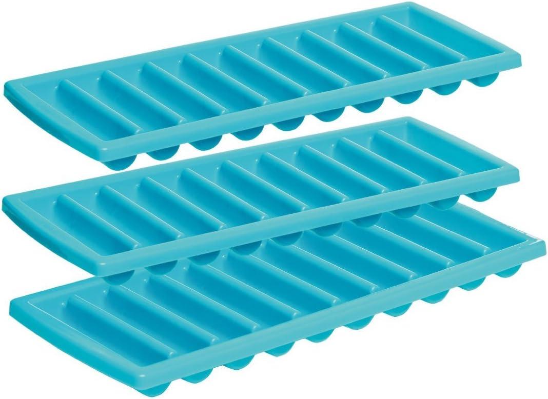 Progressive Plis-4 Blue Icy Bottle Stick Trays 3 Count