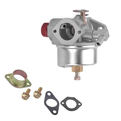 Wilk New Carburetor Carb 632795A for Tecumseh TVS75 TVS90 TVS100 TVS105  TVS115 TVS120