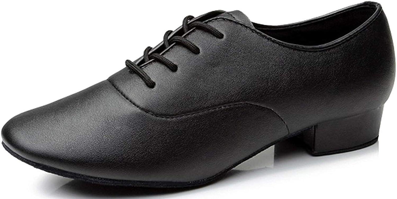 AlmaDanza Boys Standard Dance Shoes A250503B Black
