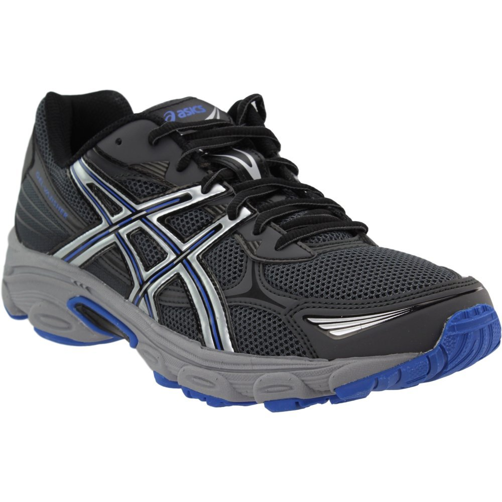 ASICS Mens Gel Vanisher Running Shoes B0714DH65D 10.5 D(M) US|Dark Grey/Silver/Imperial
