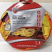 Emoji Twist Sun Shade