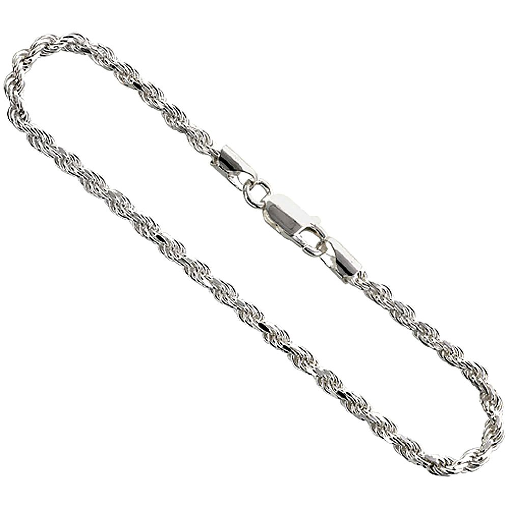 3mm-7mm Thick Sterling...