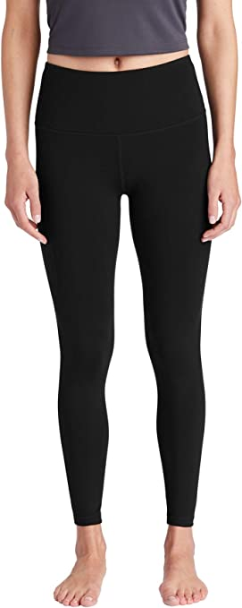 Sport Tek Ladies High Rise 7 8 Legging F20 Sports Outdoors Amazon Com Browse our sports collection today. sport tek ladies high rise 7 8 legging f20