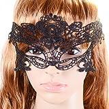 Isportom Halloween Masks Lace Masquerade Mask for Women - Girls