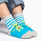 Ez Sox Kids Animal Socks Seamless toe