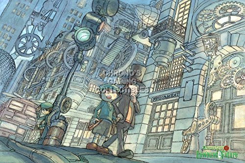 CGC Huge Poster - Professor Layton and the Unwound Future Nintendo DS - OTH080 (24