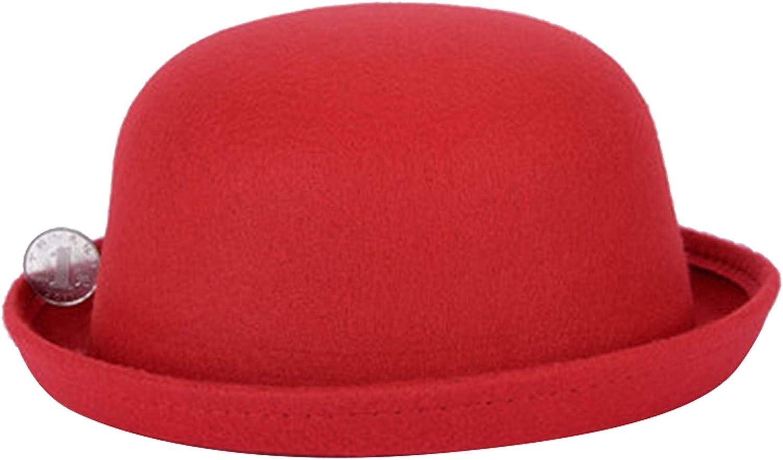 Zesoma Hats Fedora Dome Cap...