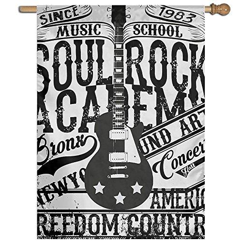 HUANGLING Soul Rock Academy Theme Music School Electric Guit