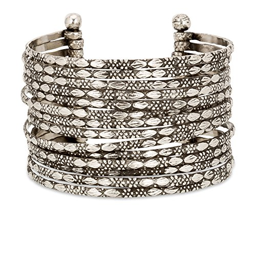 Bangle Bracelets Silver SPUNKYsoul Collection