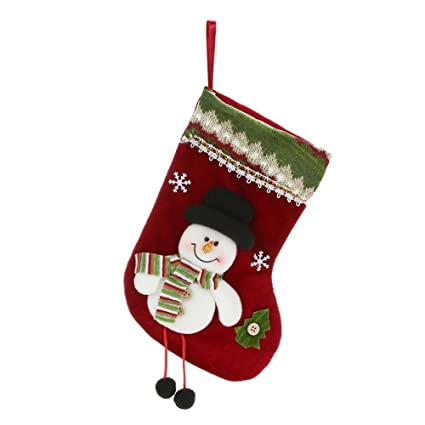 25f7f57e4f6f7 ttnight funny christmas socks christmas stocking candy bags xmas socks gift  bags christmas party decor