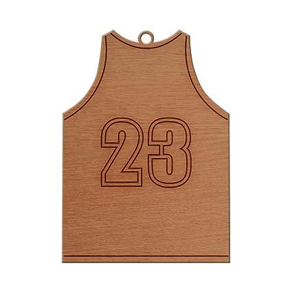 Christmas Jersey Design.Amazon Com Misscraftco Basketball Jersey Design Wooden