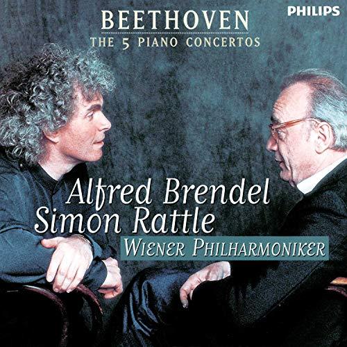 Beethoven: The 5 Piano Concertos ()
