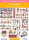 img - for Cross Stitch Motif Series 6: Kitchen: 180 New Cross Stitch Models book / textbook / text book