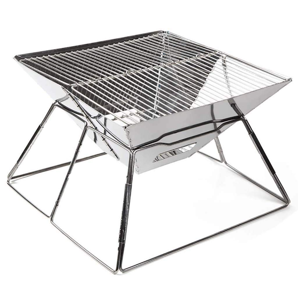 Makang Folding Large Stainless Steel Grills New Grills Carbon stoves Multi-Person Grill