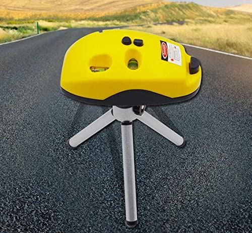 2-Line Laser Level Meter Mouse Type Right-angle Level Marking Device Rectangular Marker TT-SL2