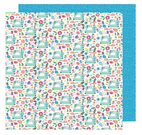 Amy Tan Sunshine & Good Times Patterned Paper 12 x 12'' Sew Fun (25 Pack), Piece by Amy Tan