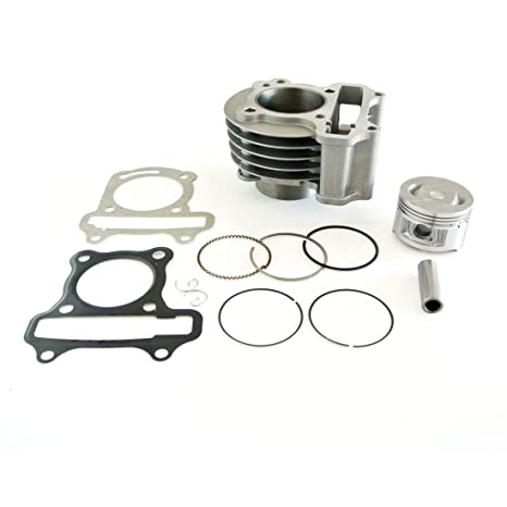 Amazon com: New 100cc Scooter Engine Big Bore Kit GY6 139QMB 50mm