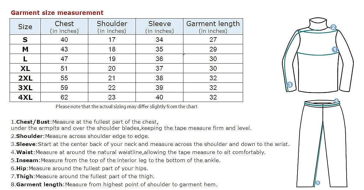 Mens Softshell Jacket Fleece Lined Winter Outerwear Trailside Supply Co