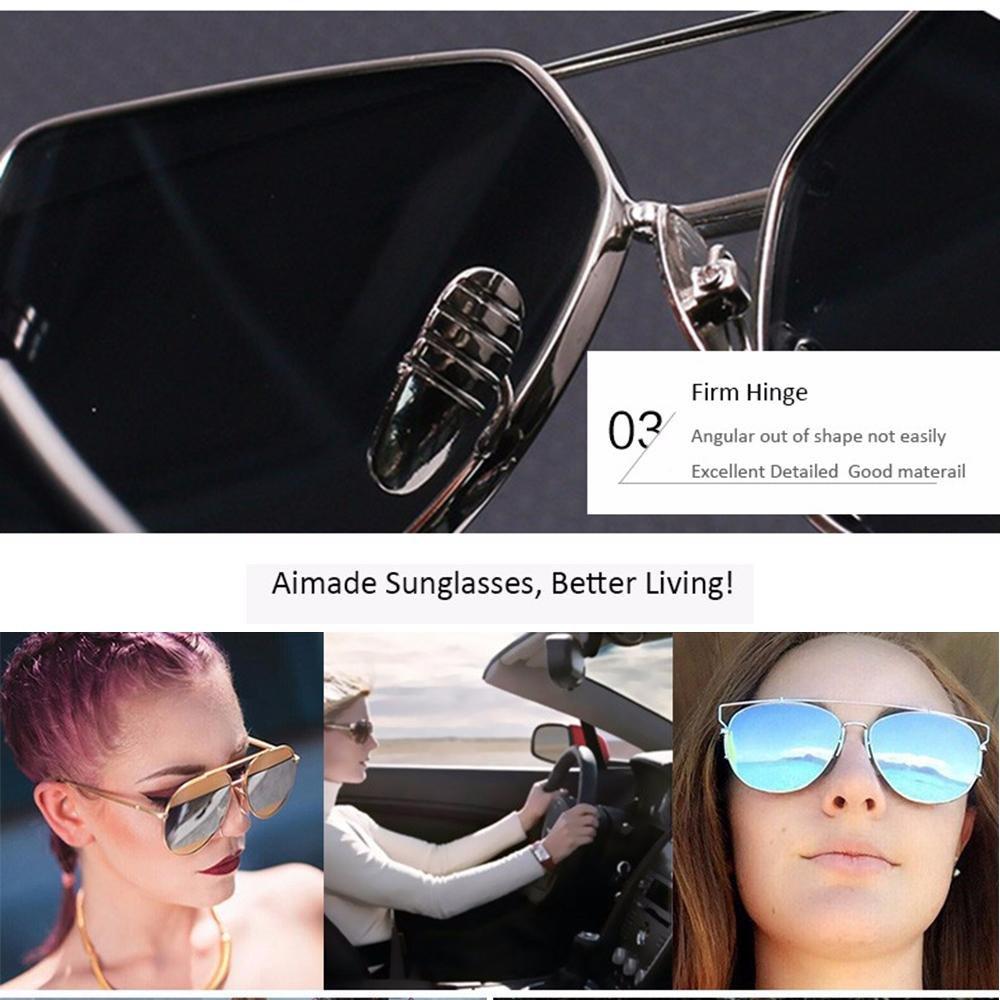 Gafas de Sol del Ojo del Gato para Las Mujeres b9eafb3d7a41