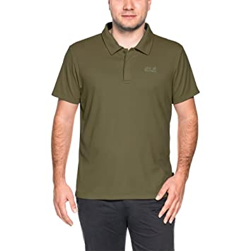 Jack Wolfskin Mens Three Towers Wicking Breathable Active