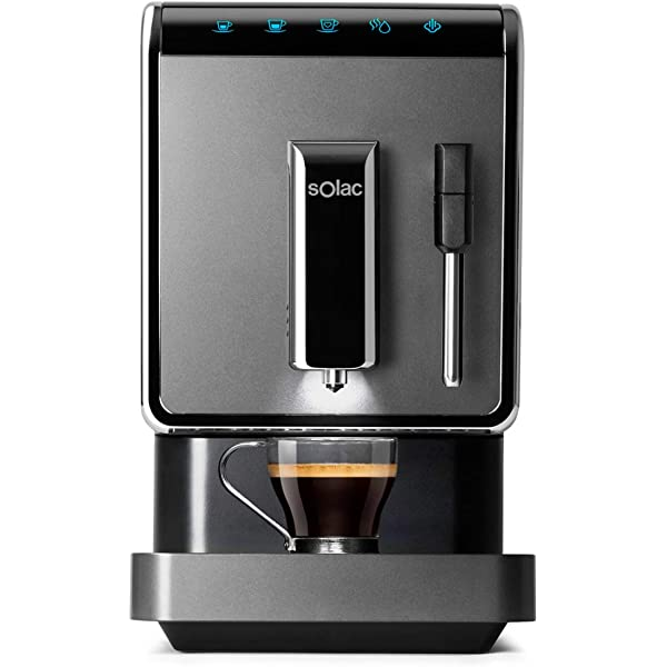 Solac-CA4810 Automatic Coffeemaker. Cafetera Súper ...