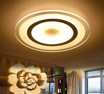 natood lámpara de techo dormitorio luces Salón luces LED lámpara sin fuente de luz