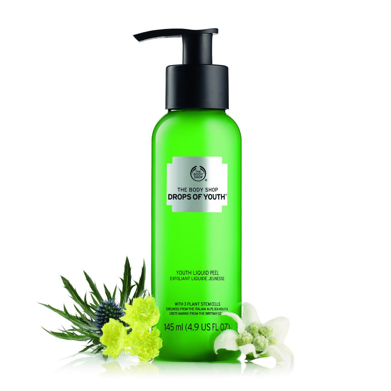 The Body Shop Drops of Youth Liquid Peel - 145ml (Vegan) The Body Shop Canada
