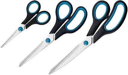 WESTCOTT Schere Easy Grip für Linkshänder 210 mm Länge