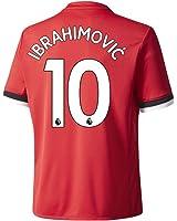 Man Utd Home Trikot 2017 2018 + Ibrahimovic 10