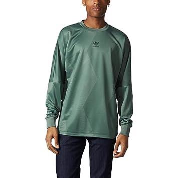 Nova Verde Adidas Sudadera Cre Goalie L Wwrff0xzq Amazon Hombre XnOk0wP8