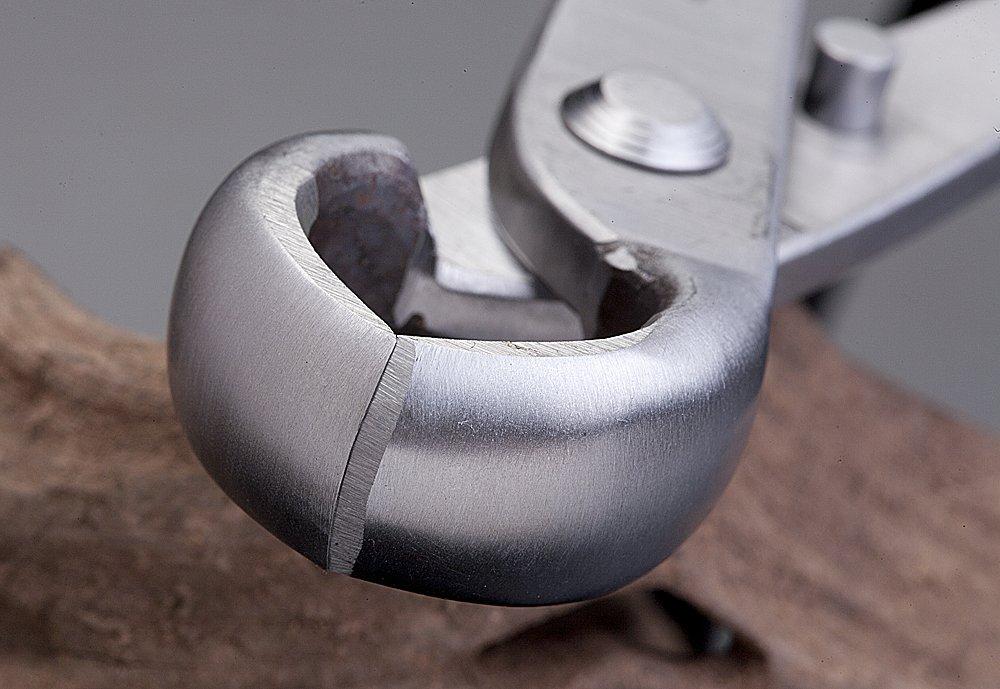 Knob Cutter Branch Cutter Mu Tian Bonsai Tools Concave Cutter Round Edge Cutter 205 Mm (8'') by Professional Grade Bonsai Tools (Image #5)