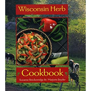 Michigan Herb Cookbook Suzanne Breckenridge and Marjorie Snyder