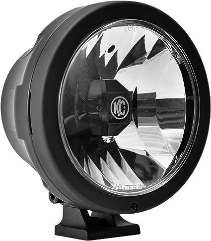 Kc Hilites Pro-Sport With Gravity Led G6 Single SPOT Beam 20W Utv Light