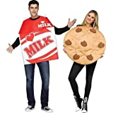 Fun World - Cookies and Milk Adult Costume