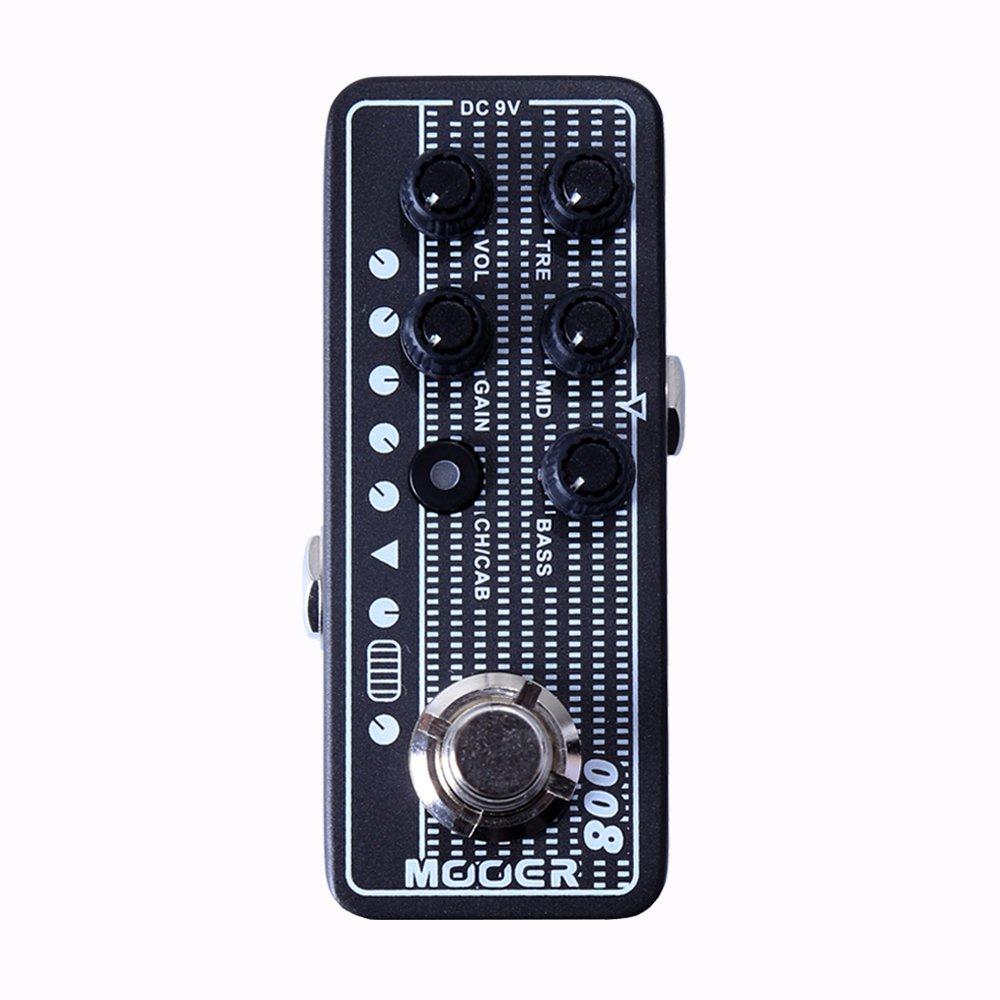 MOOER Guitar Digital Preamp (008 Cali-MK 3) by MOOER