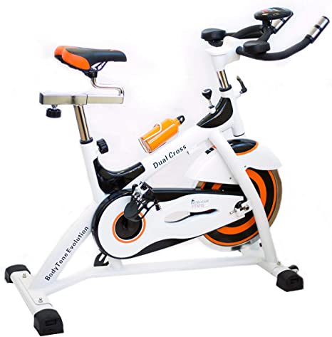 Astan Hogar Bicicleta De Spinning Evolution Dual Cross Ciccly Ah-Ft2040,: Amazon.es: Deportes y aire libre