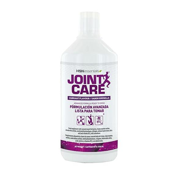 Joint Care de HSN Essentials - Antiinflamatorio Natural Complejo de Glucosamina Condroitina y MSM para la salud y el dolor de las articulaciones, Colágeno ...