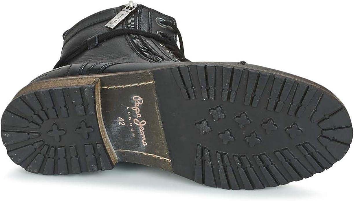 Pepe Jeans Melting Zipper New, Stivali Classici Uomo: Amazon