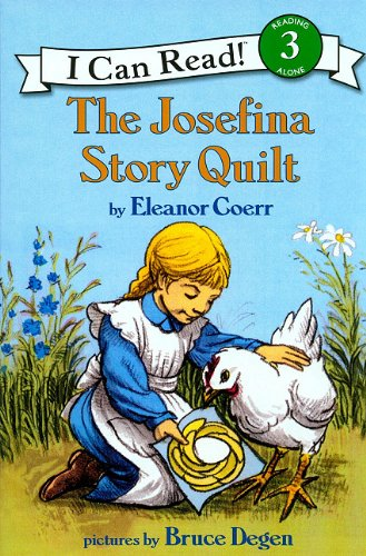The Josefina Story Quilt (1 Paperback & 1 CD) (I Can Read!, Level 3)
