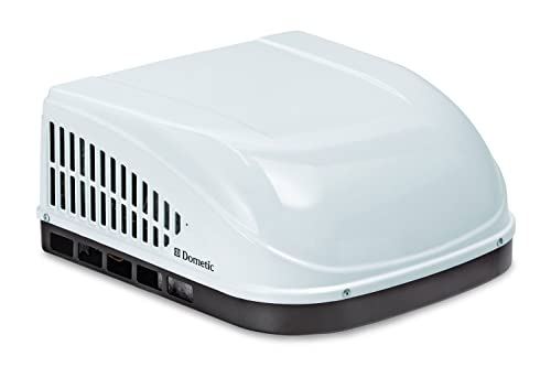 Dometic B59516.XX1C0 Brisk II Polar White Air Conditioner (15,000 BTU 410A)