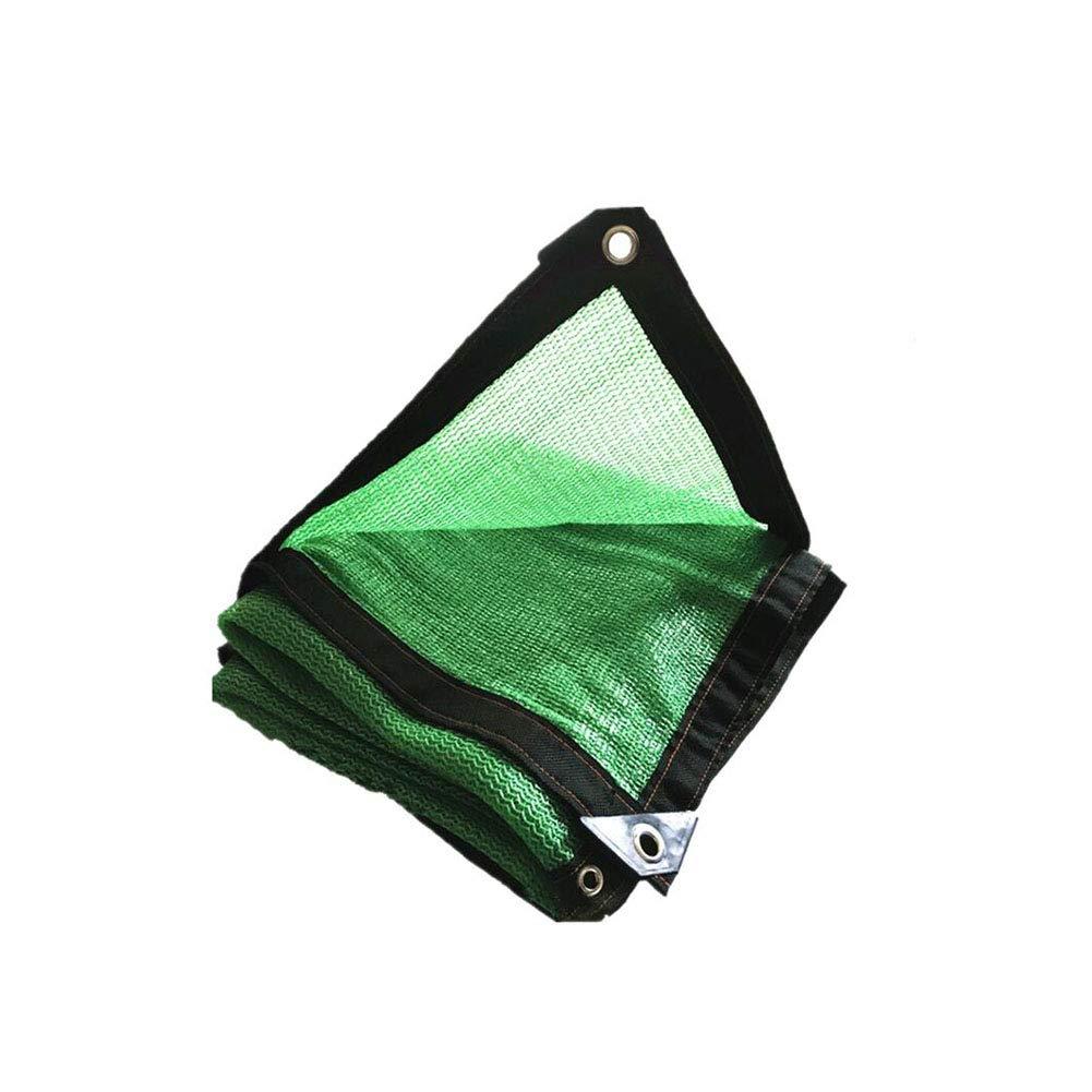 Dall Panno dello Schermo Sunblock tonalità Stoffa Shade Net Pianta Copertine Rete Resistente Ai Raggi UV Fiore da Giardino Pianta verde 80% (Dimensioni   4  6m)