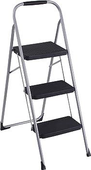 Cosco Big 3-Step Folding Step Stool