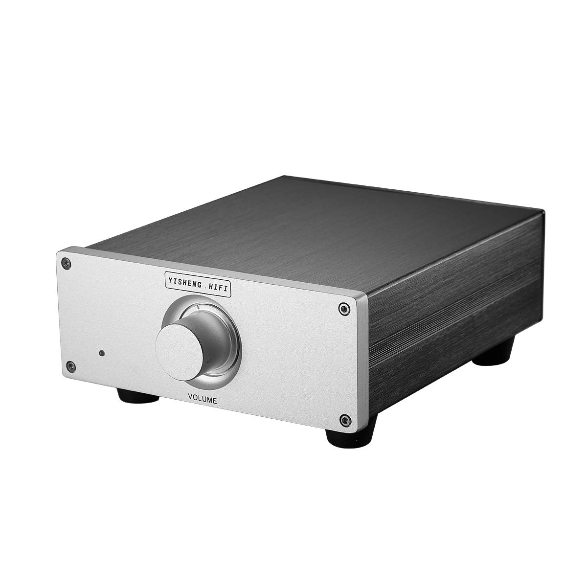 Nobsound XLR High Accuracy Relay Volume Control ; Balanced Passive Preamplifier by Douk Audio