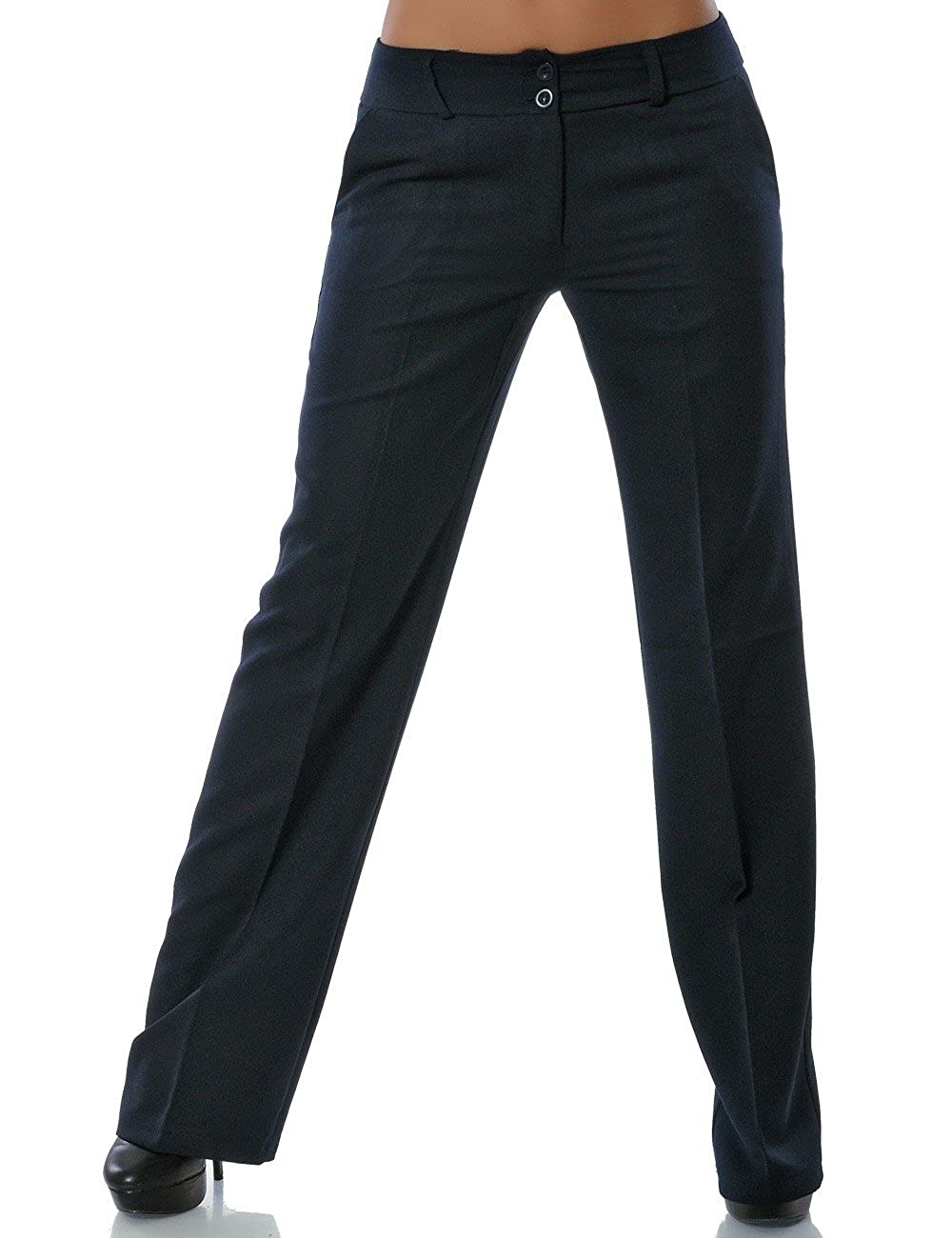 Damen Business Hose Straight Leg DA 13572 DA13572