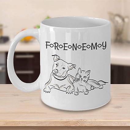 Amazon com: Funny Dog Mug Frenemy Funny Dog Sayings Dog