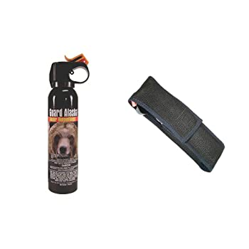 Guard Alaska® Combo Pack! - Bear Defense Pepper Spray Repellant